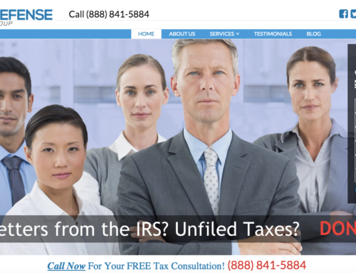 Tax Defense Group